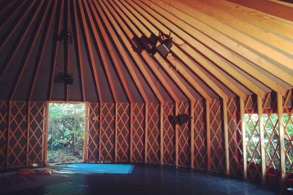 yurta Campsirago Residenza
