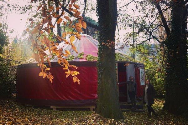 Campsirago Residenza yurta