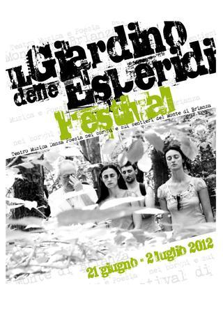 Il Giardino delle Esperidi Festival 2012