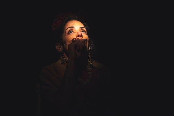 teatrodanza pleiadi viajo solo Frida Kahlo