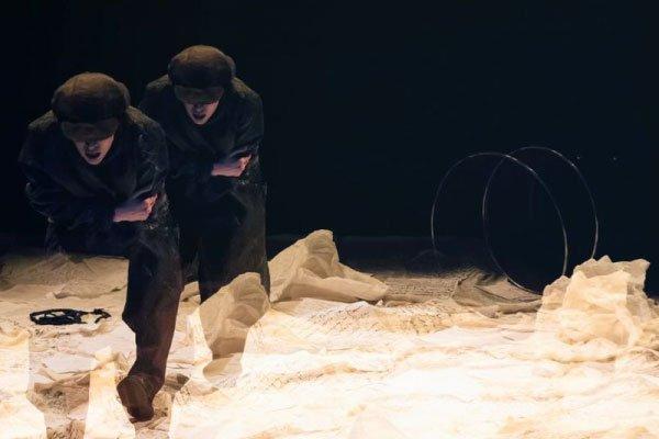 Mariasofia Alleva Ahab Pleiadi teatro