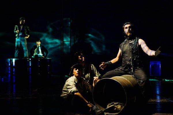 moby dick teatro Campsirago Residenza